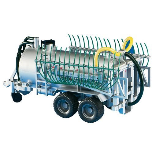 Slurry tanker with injector - 020200