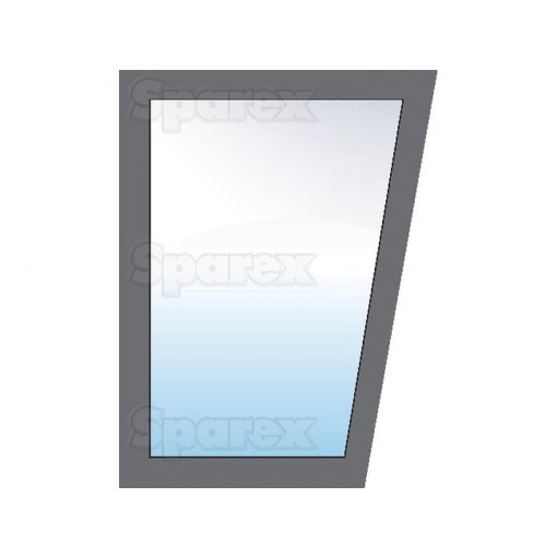 Lower Front Glass LH S.10115