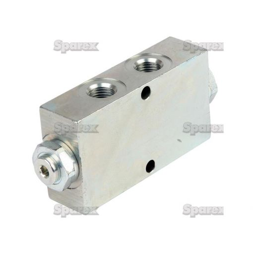 Hydraulic Dual Pilot Check Valve Line Mounting 1/4''BSP S.101619