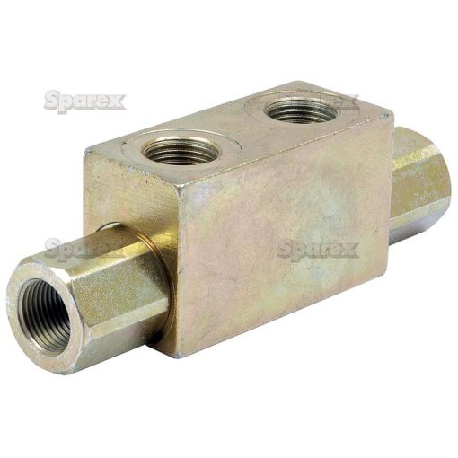 Hydraulic Double Acting Check Valve 1/4''BSP S.101622
