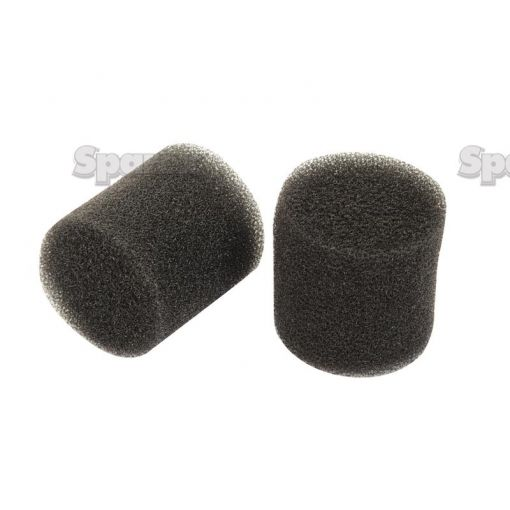 Replacement sponge kit Ø30 for Foam Tip S.106573