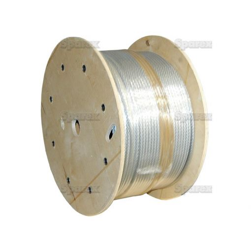 Wire Rope With Nylon Core 10mm Ø x 110m S.11205