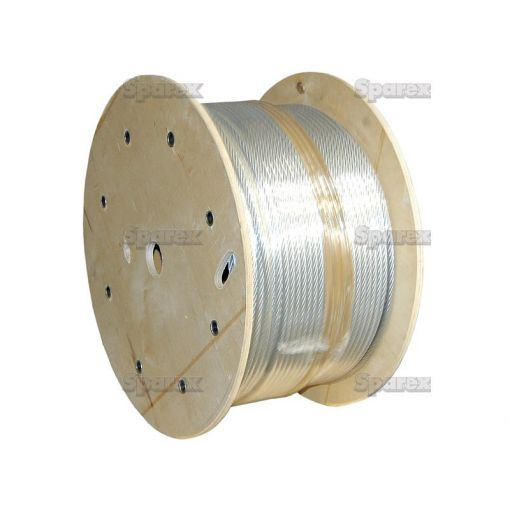 Wire Rope With Nylon Core 12mm Ø x 110m S.11206