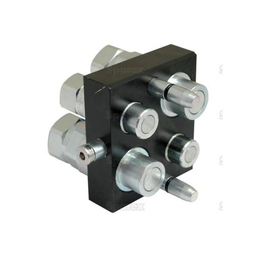 Multifaster Connection - Male - 1/2'' & 3/4''BSP - 2P510 Series S.112619