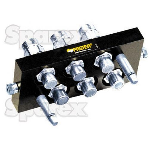 Multifaster Connection - Male - 1/2''BSP - 2P606 Series S.112621