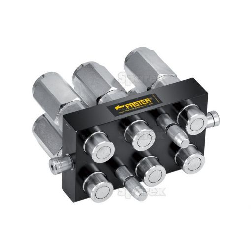 Multifaster Connection - Male - 1/2''BSP - 2P608 Series S.112623