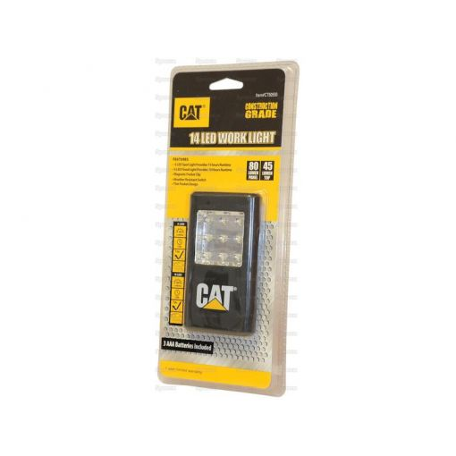 CAT 14 LED Torch Work Light 45/80 Lumens S.114127