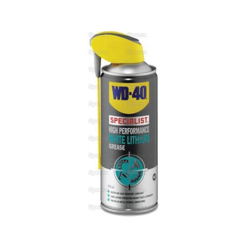 WD-40 White Lithium Grease 400 ml S.115221
