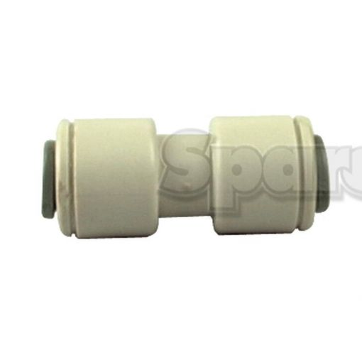 STRAIGHT CONNECTOR-1/4'' S.12528