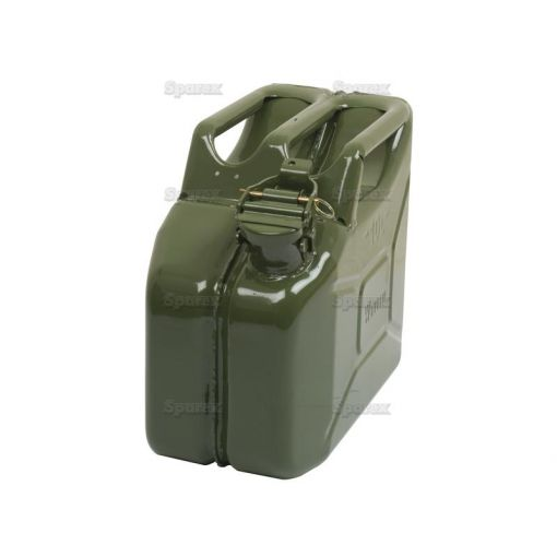 JERRY CAN-METAL-GREEN-10L S.12691