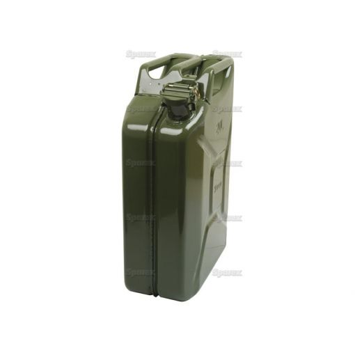 JERRY CAN-METAL-GREEN-20L S.12692