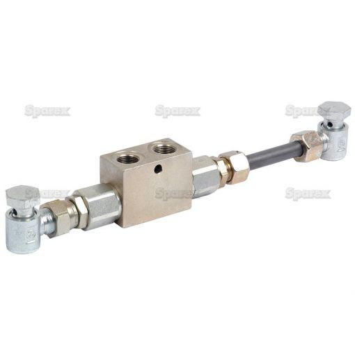 Hydraulic Double Acting Check Valve assembly for 3.1/2'' Hydraulic Top link S.12722