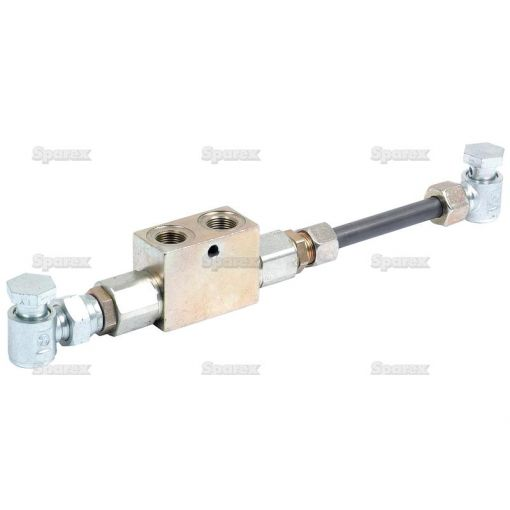 Hydraulic Double Acting Check Valve assembly for Hydraulic Levelling Box S.12724