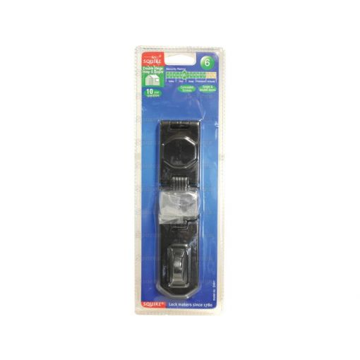 Squire Hasp & Staple - Double Hinge (Security rating: 5) S.129869