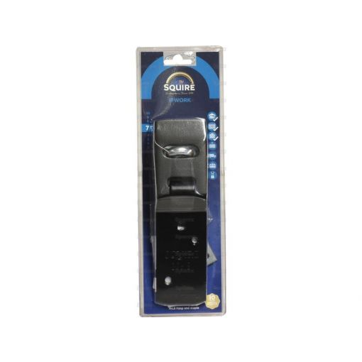 Squire Hasp & Staple - Hardened Maxiclam (Security rating: 7) S.129870