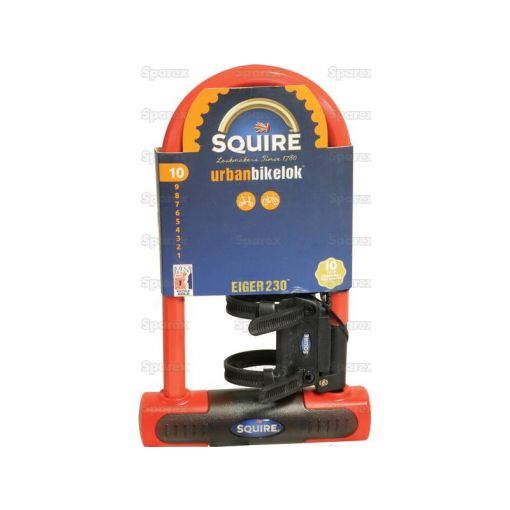 Squire Eiger 230 D-Lock - Red S.129916
