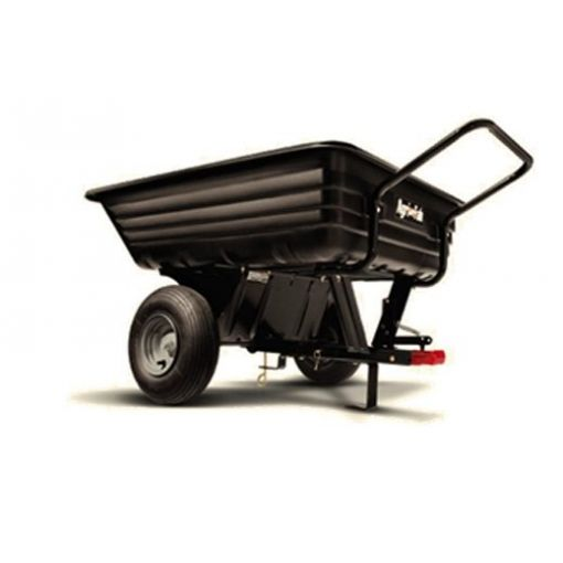 Push/Tow Poly Trailer - 45-0345