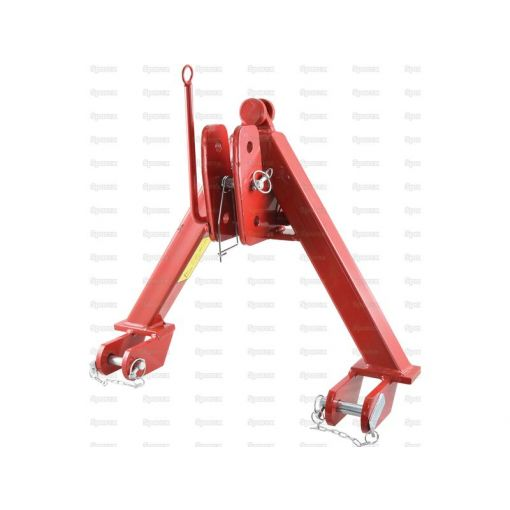 A Frame Quick Hitch System (Cat.0) CE Approved S.140555