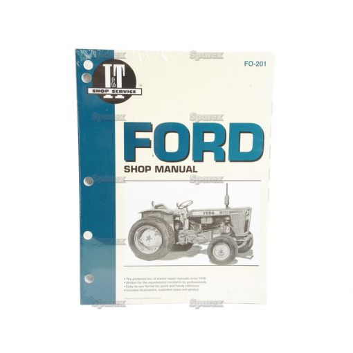 MANUAL-FORD S.14222