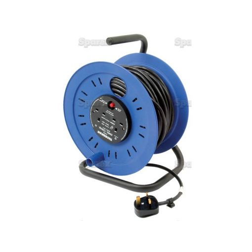 Domestic Extension Reel 13amp x 50m S.14853
