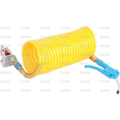 Complete Air Line with Blow Gun S.149144