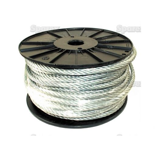 Wire Rope With Nylon Core 2mm Ø x 200m S.14925