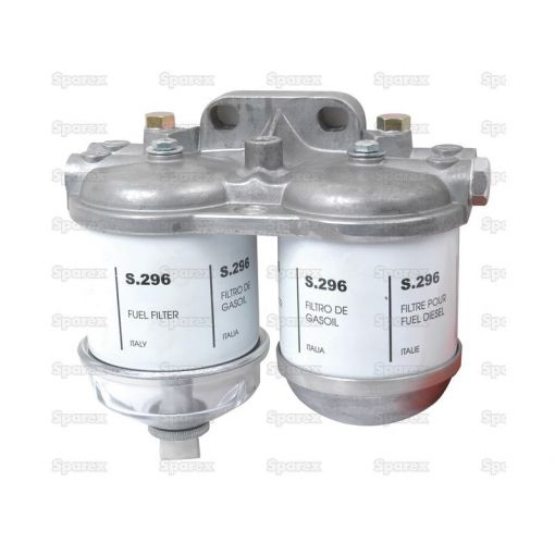Dual Filter Assembly S.150364