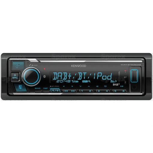Radio - Mechless | Short Body | DAB | Bluetooth | Android | iPod-iPhone | Spotify App | USB | Receiver S.150449