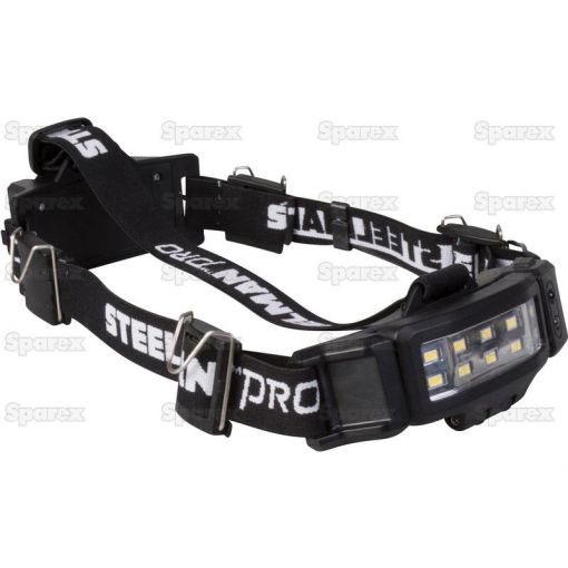 Slim rechargeable headlamp with movement detector S.151756