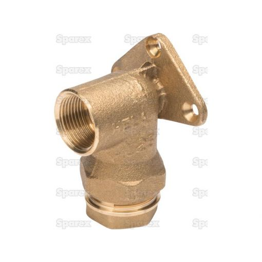 Wall Plate Elbow mm x S.151824