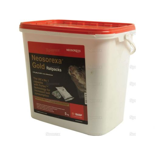 NEOSOREXA GOLD 5KG RAT PACK S.1532