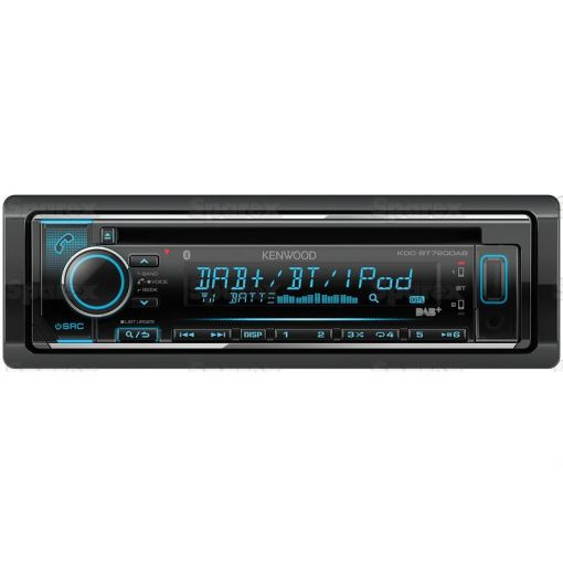Radio - DAB | Bluetooth | Android | iPod-iPhone | Spotify App | Dual USB | CD | Receiver S.155386
