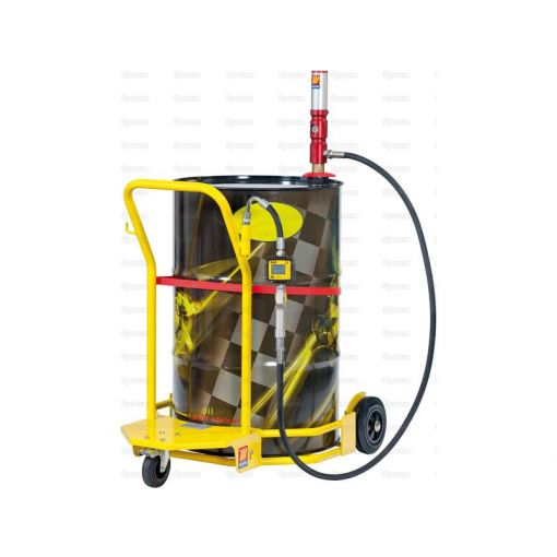 Wheeled Oil Set - Suitable for barrels of 180 – 220kgs S.156557