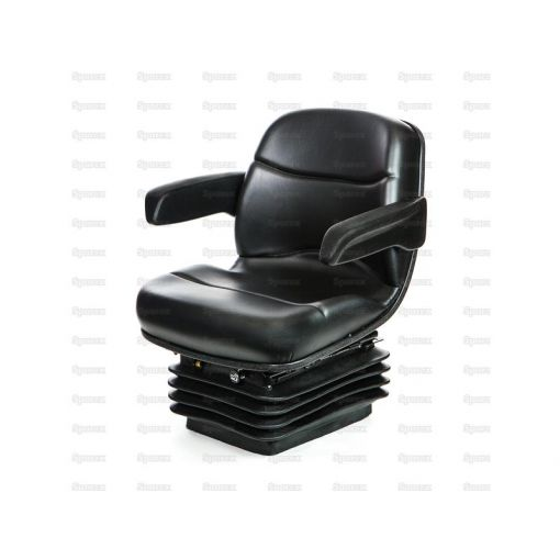 Compact Air Suspension Seat - 12V (PVC) S.156645