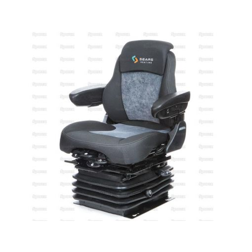 Air Suspension Seat - 12V (Cut and Sew Fabric) S.156654