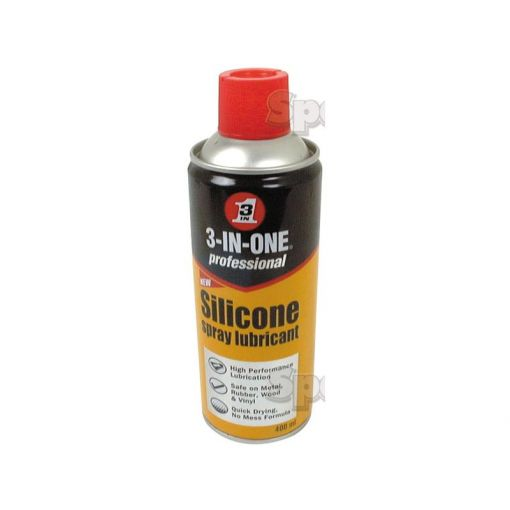 3 in 1 Silicone Spray 400ml S.18052
