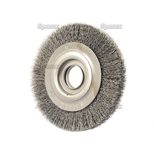 WIRE WHEEL BRUSH-200MM S.20195