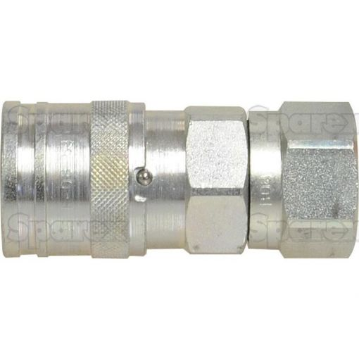 Flat Faced Hydraulic Coupling 1/2''BSP Female S.20240