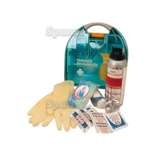 First Aid &Fire Kit S.20881