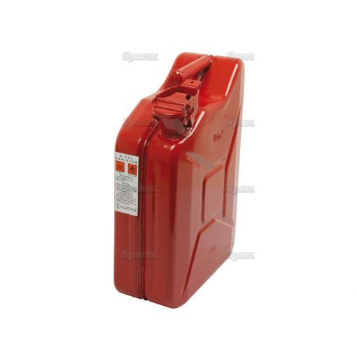 Metal Jerry Can - Red S.21694