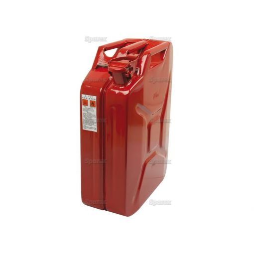 Metal Jerry Can - Red S.21695