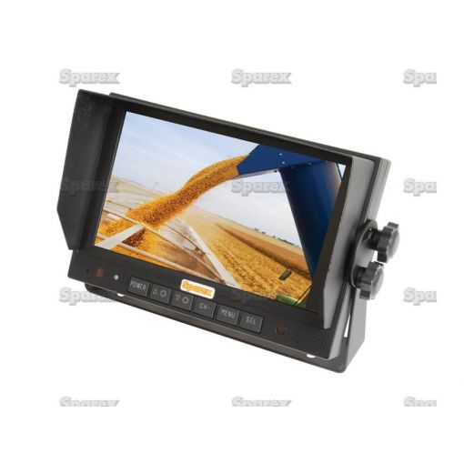 Wired Reversing Camera Replacement Monitor 7'' S.23052