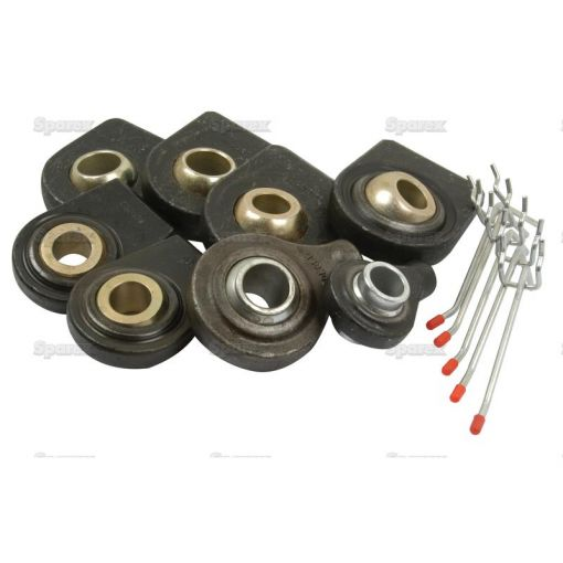 Top and Lower Link Weld On Ball Ends (8pcs.) S.23385