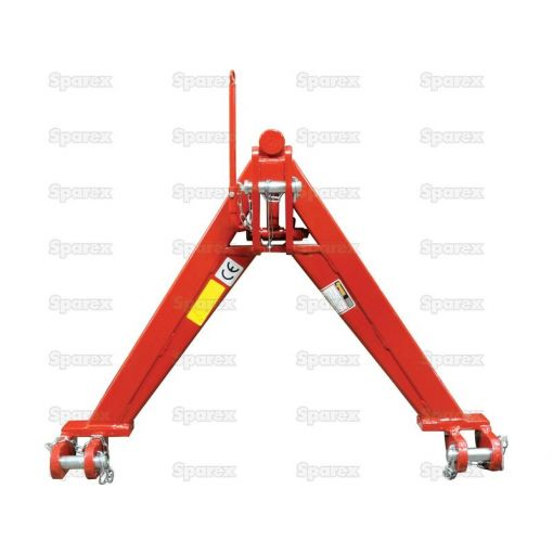 A Frame Quick Hitch System (Cat.2) CE Approved S.23464