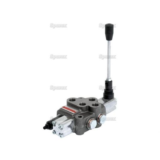 Hydraulic Monoblock Valve3/8''BSP Ports 1 Bank Double acting Spring centered S.24436