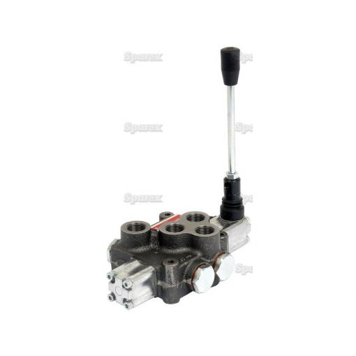 Hydraulic Monoblock Valve 1/2''BSP Ports 1 Bank Double acting Spring centered S.24456