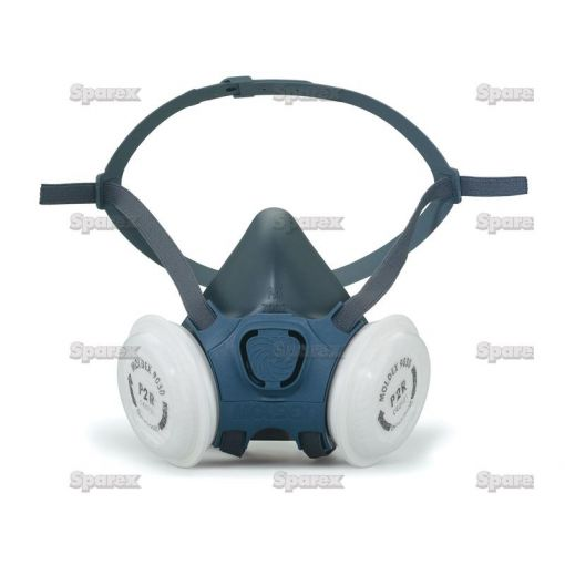 Moldex Half Mask Respirator with P2 Filters S.24870
