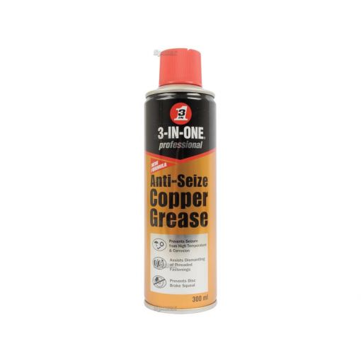 3 in 1 Copper Grease - 300 ml S.26267
