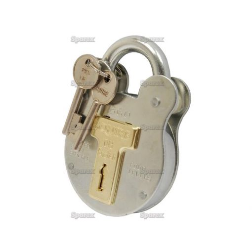 Squire Old English Padlock - Steel (Security rating: 3) S.26758