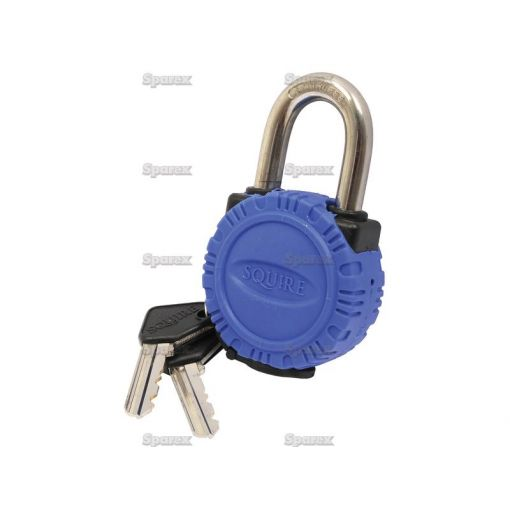 Squire All Terrain Padlock - Brass (Security rating: 7) S.26767